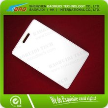 plastic blank mango rfid card