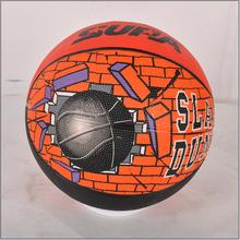 Bulk costomize wholesale basketballs,toy ball for children