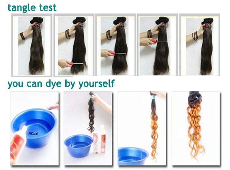 Vente chaude Rejet Livraison Grand Stock de Cheveux Humains Brésiliens Vierge Cheveux En Gros