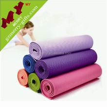 Fashion gym sport eco blank pvc yoga mat
