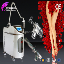 Xinze Beauty Triangel Laser Offer Vagina Tightening/Scar Removal Machine/rf co2 fractional laser