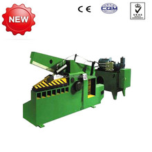 LVD CNC Q43 Waste scrap sheet shears/alligator scrap metal cutting machine with CE and ISO