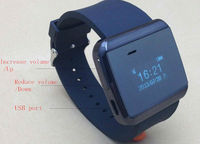 LED clock bracelet watch for Man/Ladies gift smart phone accessories