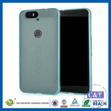 C&T High quality tpu mobile phone housing case for huawei nexus 6p