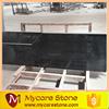 Beautiful luxury villa granite shanxi black kitchen countertop