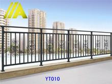 YT-0010 Balcony Guardrail/modern balcony railings/decorative guardrail