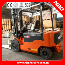 NBO 3 ton electric forklift, toyota forklift, used forklift for sale