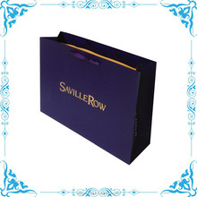 promotional shopping paper bag for clothes