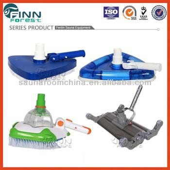 High Quality Plastic Swimming Pool Accessories Manual Cleaner Vacuum Head Pool Vacuum Head Parts