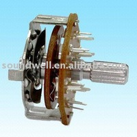 RS25 series rotary switch