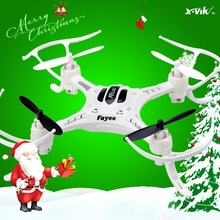 Mini RC Helicopter FY530 2.4G 4CH 6-axis Gyro 360 Degree Eversion Remote Control Quadcopter