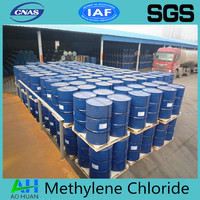 Hot sale! Dichloromethane(DCM),CH2Cl2 with good price