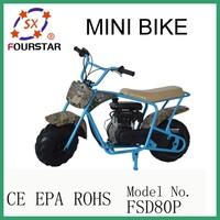 Best Selling 80cc Racing Motorbike with High Quality for Kids