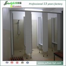 Jialifu wear resistant washroom cubicle kinder garden