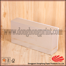 Customized rectangle shaped packing box for cell phone