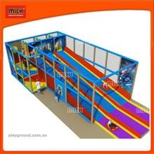 Indoor Play Roller Slide For Toddler Kids