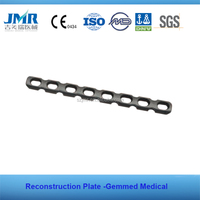 Reconstruction Plate Surgical bone Plate and screws 3.5mm upper limbs plate
