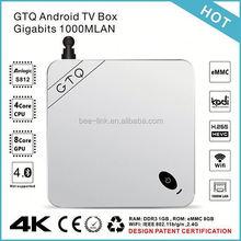 High Grade Top Selling 2015 tv box android 4.4 4k uhd sex porn tablet pc mini box