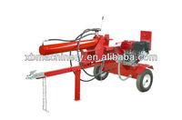 Gasoline horizontal and vertical wood log splitter LS47T/610/990/1050