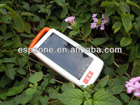 Portable High Quality 12V Mini Solar Charger For Phone Outdoor