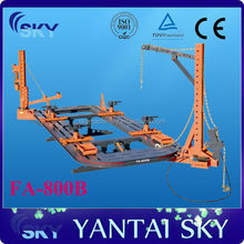 Made in China Tools USA Supplier CE FA-800B Automobile Collision Repair / Frame Machine / Car Bench