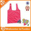 Animal shape custom wholesale shopper, ripstop polyester folding tote bag