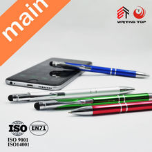 Portable engraving stylus pen for writing