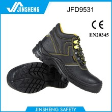goodyear Cut resistance safety boots steel toe high action leather safety shoes