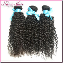 7a Grade Free Sample Curly 100% Virgin Raw Unprocessed Virgin Malaysian Hair