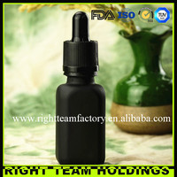 wholesale square glass dropper bottle with 30ml for essentail oil bottle dropper with long tip