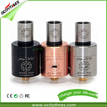 2014 new vape vaporizer stainless rebuildable atomizer 1:1 clone Paradigm atomizer with CE / FDA / Rohs