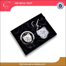 Best Selling Products Promotion Gift Set For Holiday, Pocket Mirror Gift Set, Gift Set Key Chain