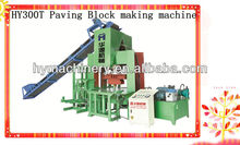 Paving blocks making machine in china (HY300T)
