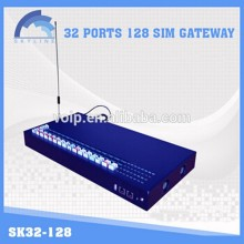 Free registration Perfect working sk 32-128 gsm gateway 32 channels voip providers