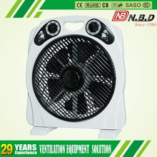 16 inch 400mm retro elegant standard box fan