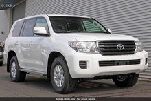 2014 RHD Toyota Land Cruiser 200 GXL 4.5L Diesel 4WD AT 7-seater