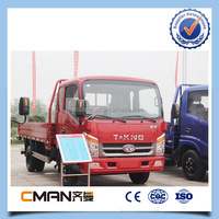 T-King Diesel Engine high quality 4x2 manufacturer mini cargo truck for sale