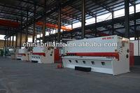JIANGSU: Hydraulic cutting machine swing beam design