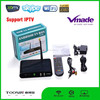 Ethernet support Amlogic 8726 MX Dual Core Android 4.2 smart tv box 1080p dvb-t2