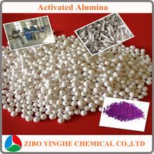 China activated alumina,activated alumina ball/beads manufacturer