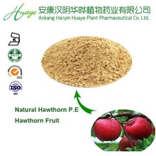 GMP factory, reduce blood pressure, hawthorn extract powder