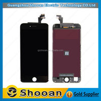 wholesale foxconn for iphone6 plus assembly lcd display,for iphone6 plus digital display