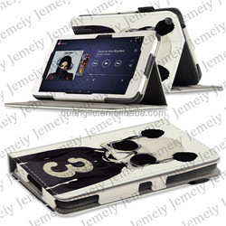 """Stylish Folio Media Stand Case Butterfly/Tiger/Fllowers Printing PU Leather Cover Bag for sony xperia tablet z2 10.1"""" Android PC"""