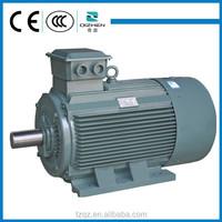 High Efficiency AC 220V 380V 3 Phase Electric Motor