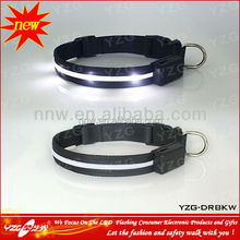 Best Quality Promotional AD-099 LED Black Dog Collars