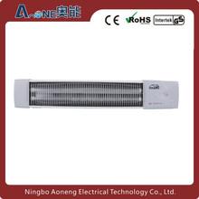 1200w wall mounted quartz heater
