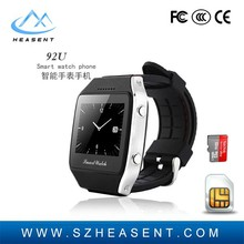 2015 DZ10 Smart watch health smartwatch mobile phone with GPS Tracker kinds of colors