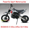 2015 Hot Sale 110CC 4 Stroke Pit Bike 125CC Dirt Bike with Kick Start