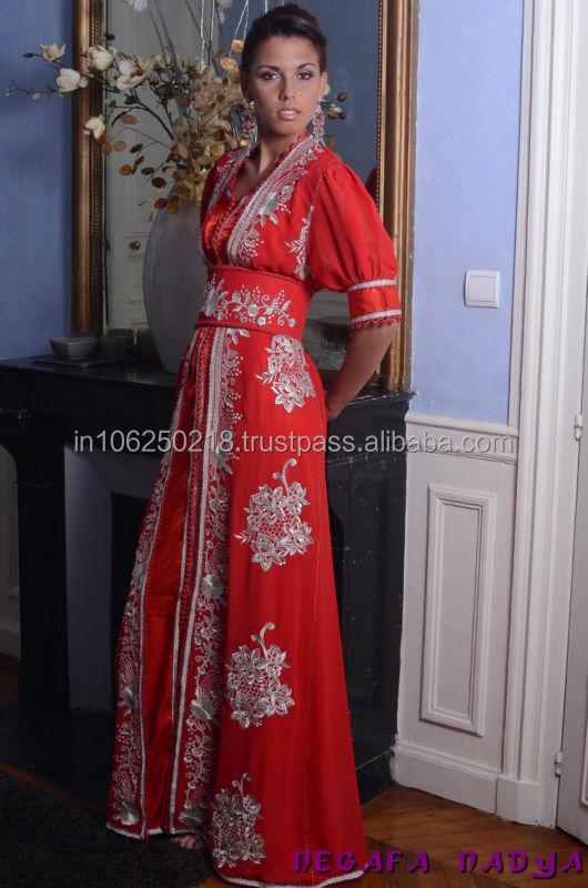 Dubai Abaya Wholesale Maxi Moroccan Kaftan Fashion Jilbab Dress Arabic Designer Jalebiya