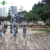 Landscaping Composite outdoor Floor